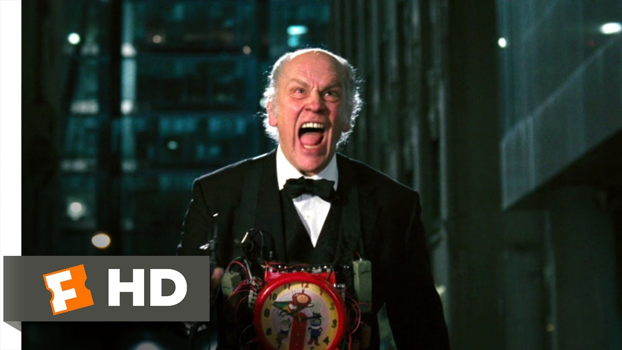 Red 11 11 Movie Clip Mad Bomber 2010 Hd Youtube