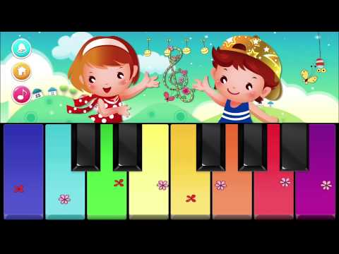 Baby Piano - Musical Game app For Babies With Nursery rhymes