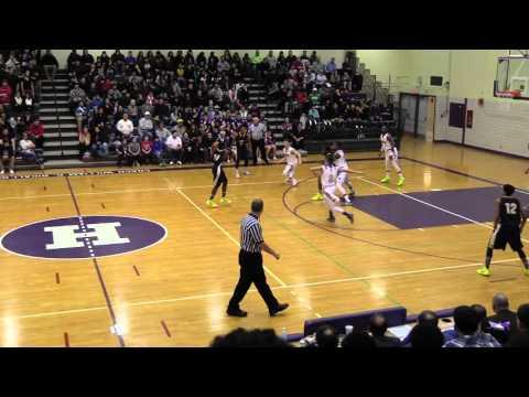 Putnam Academy Basketball vs. Holyoke High School Knights - 1/27/2014