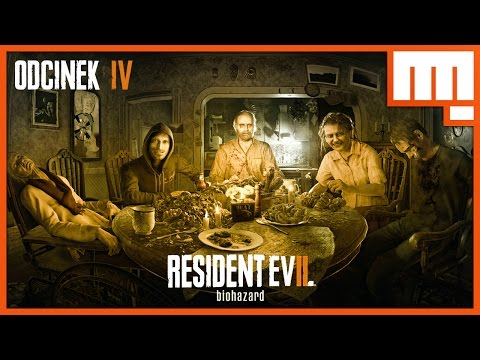 ☣ RESIDENT EVIL VII #4 | KILL IT BEFORE IT LAYS EGGS!