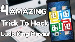 4 AMAZING Trick To Hack Ludo King Moves | (TRUTH BEHIND THIS TRICKS)