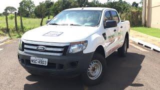 Avaliação Ranger Xl 2.2 Diesel 4x4   Canal Top Speed