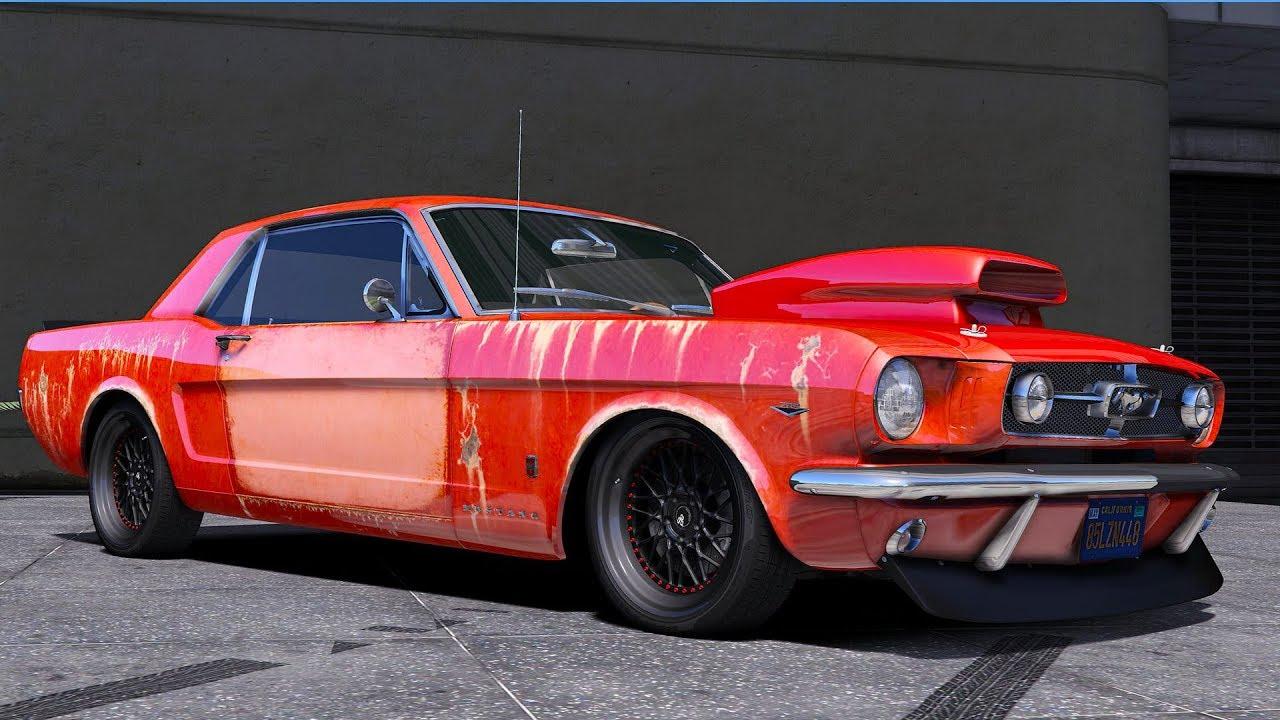 Самый честный обзор Ford Mustang V - YouTube