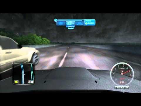 TDU2 - Impreza WRX STI (max speed run)