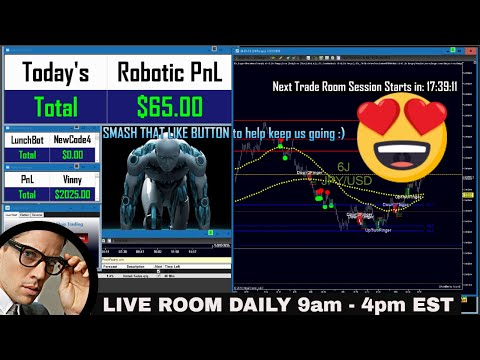 ▪LIVE TRADE ROOM ▪ BEST STRATEGIES | FUTURES | FOREX | EMINI | LEARN TO DAY TRADE