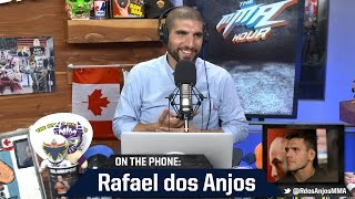 Rafael dos Anjos Plans to Cut People Out of His Life After Losing UFC Belt