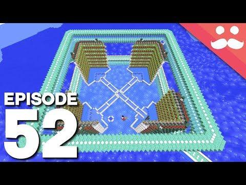Hermitcraft 5: Episode 52 - The FARMING CENTRE!