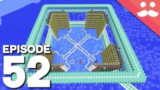 Hermitcraft 5: Episode 52 - The FARMING CENTRE!