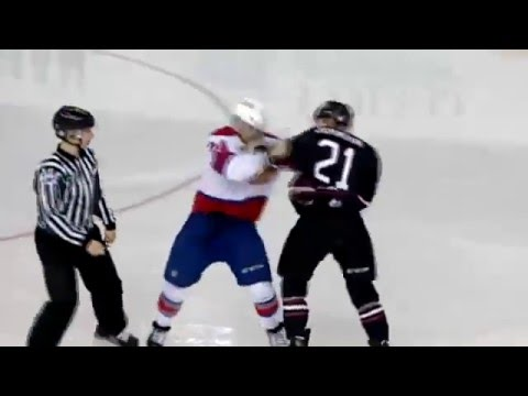 Wyatt Johnson vs Aaron Irving Dec 28, 2015