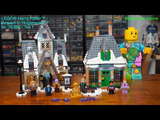 Hogsmeade™ Village Visit, Besuch in Hogsmeade™, Meister der Steine, Teil 1