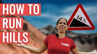 Hill Running Tips and Technique | HOW TO Run Hills