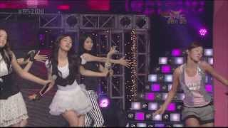 [HD] 080704 SNSD - Tell Me Cover