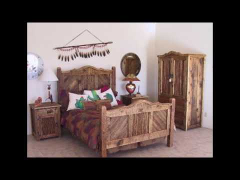 rustic-western-bedroom-furniture