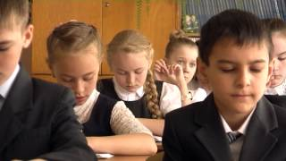 Уроки 4-в класса, Школа №38, г.Уфа, весна 2013г.