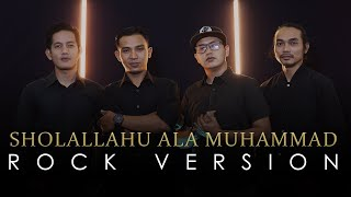 Sholallahu Ala Muhammad [ROCK VERSION by DCMD feat DYAN x RAHMAN x OTE]