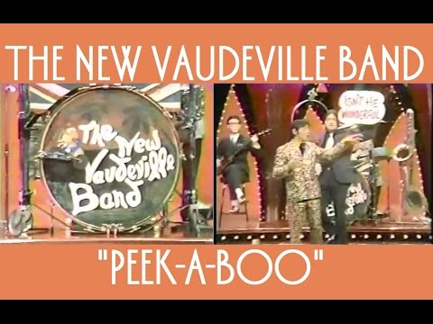 """The New Vaudeville Band """"Peek-A-Boo"""" The Hollywood Palace, March 11th, 1967 HQ AUDIO"""