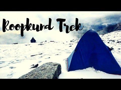 Roopkund Lake Trek | May 2017 | Timelapse | India