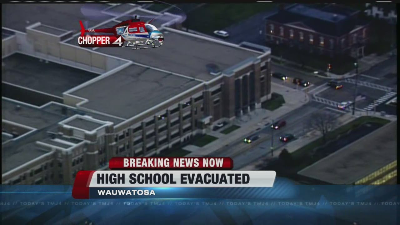 Bomb Threat Closes Wauwatosa East High School Youtube