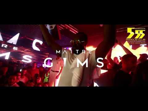 Maitre Gims@555 FAMOUS CLUB MARRAKECH