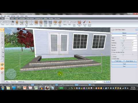 Whats new in Uvision 3D Landscape Creator 2013
