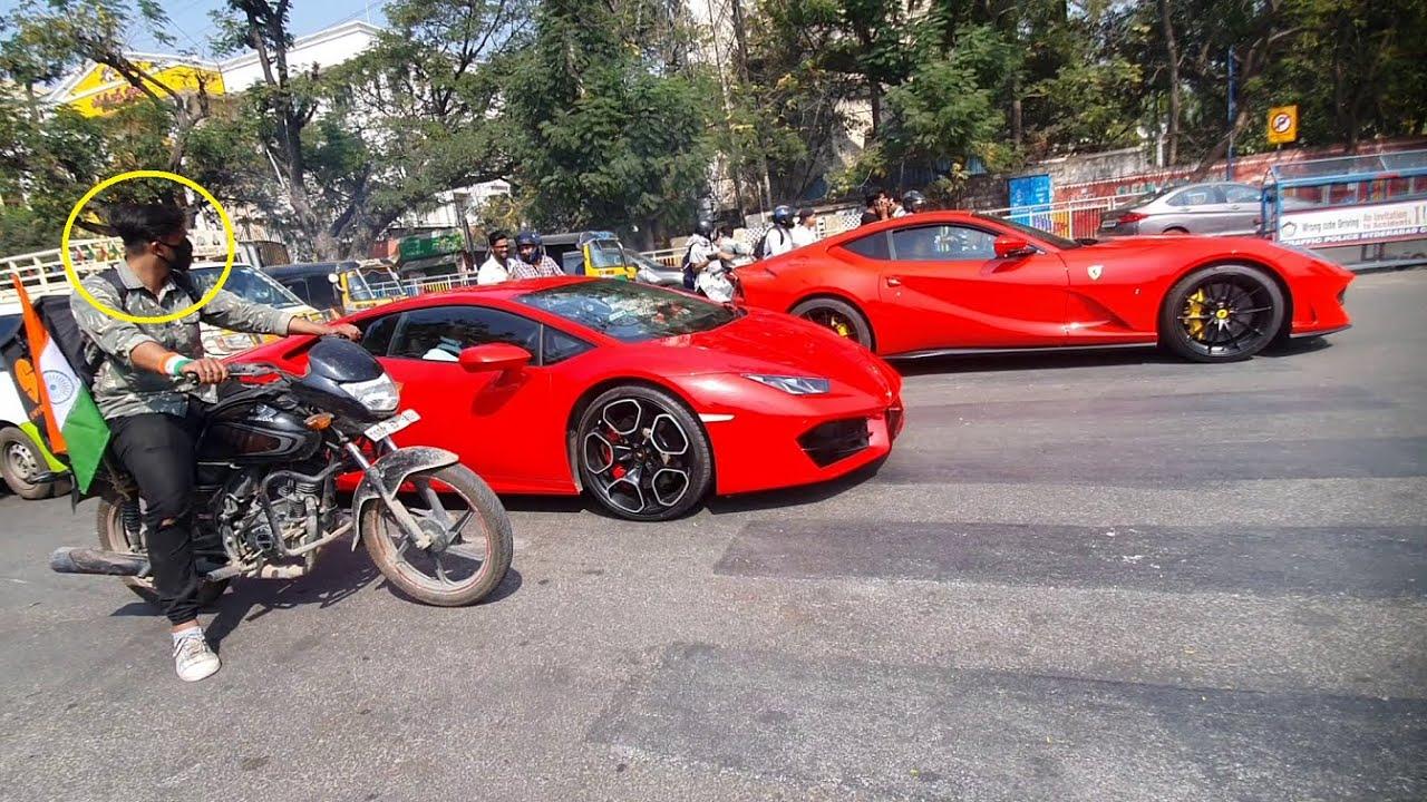 Brand New Ferrari 812 Super Fast in Hyderabad!!