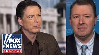 Thiessen to Comey: You weren't sloppy, you intentionally falsified evidence