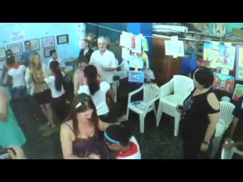 Northwestern Michigan College students 6th Day in Cuba