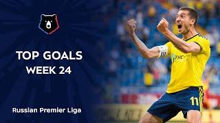 Top Goals Week 24 RPL 2019 20