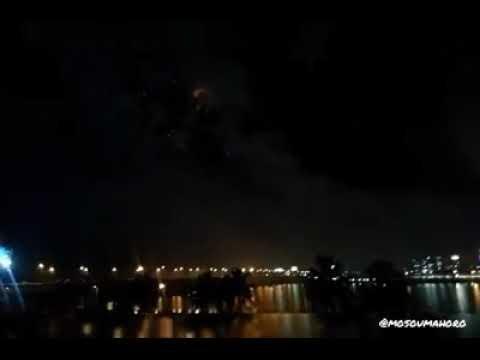 Le feu d'artifice à abidjan vive la côte d'Ivoire 🇨🇮 abonnez vous pour plus de vidéo