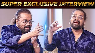 Hariharan's Soulful Live Singing Performance For The First Time – Hariharan Interview