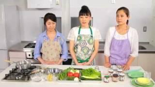 ラー油調味料×まちの達人レシピ Vol. 02 女子会のレシピ http://www.sbf...