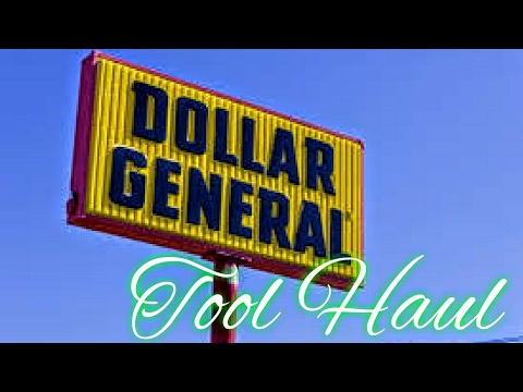 Dollar General Tool Must Haves