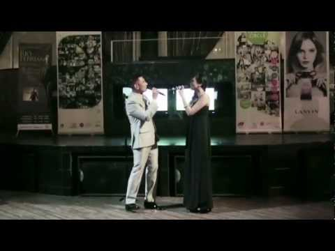 KHARISMA CINTA Rio Febrian feat. Margareth LIVE
