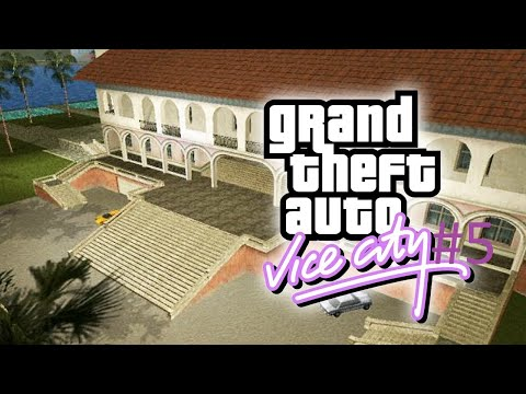SCARFACE VILA! | GTA - Vice City | Part 5
