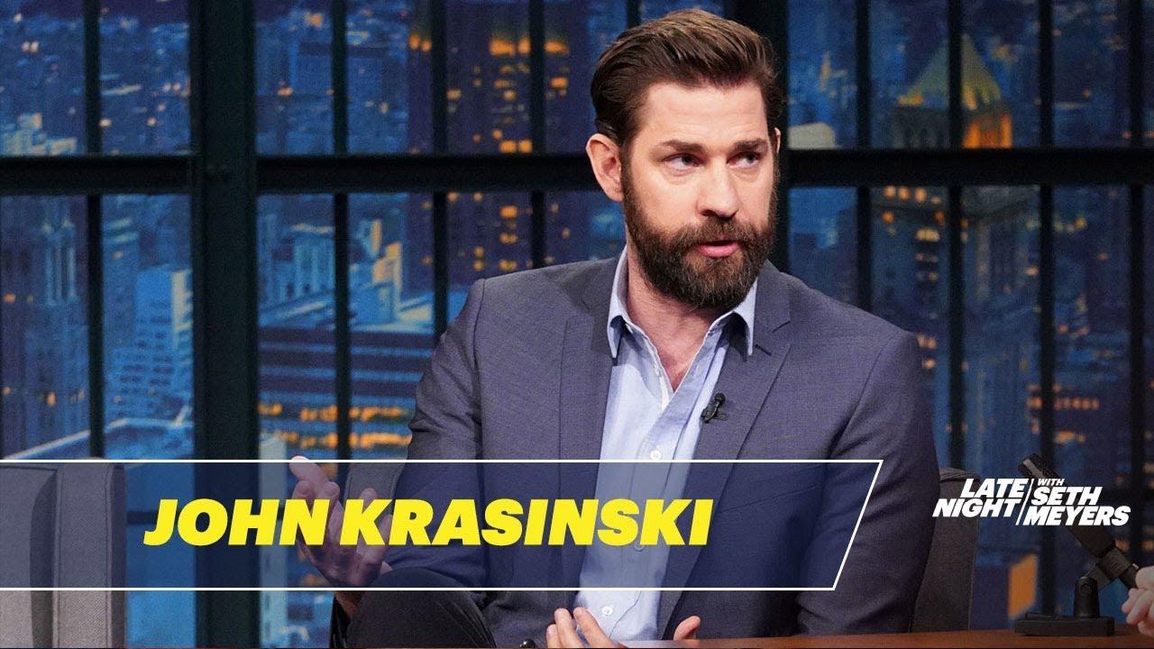 how to meet john krasinski