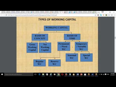 2017 02 12 06 30 Working Capital Management 2