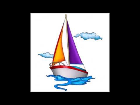 Картинка анимашка кораблика