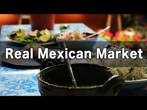 Street Food Tour In Oaxaca! — Trying Delicious Southern Mexican Food
