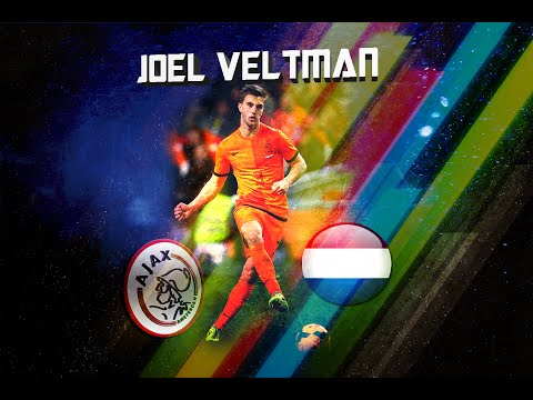 Joel Veltman - Ajax - Skills, Triks, Goal [HD] Green Time