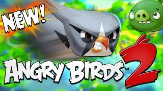Download the NEW Angry Birds 2!   10,000 People = Dye Kelly's Hair RAINBOW!!!