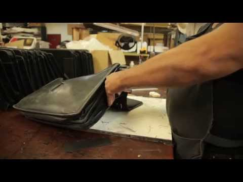 How To Refurbish A Leather Briefcase | Jack Georges
