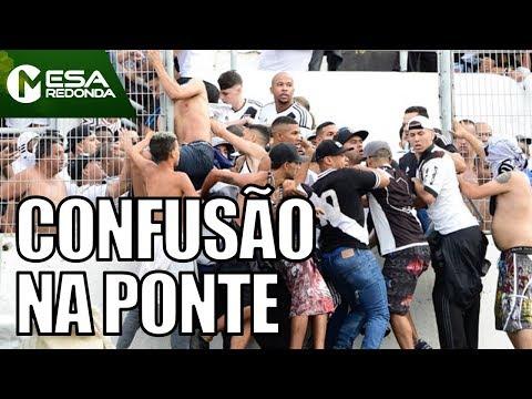 Ponte Preta 2x3 Vitória | Ponte Rebaixada E Fim Da Carreira De Rodrigo - Mesa Redonda (26/11/17)