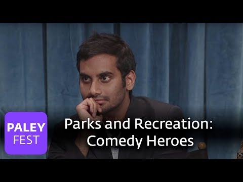 Parks and Recreation - The Cast Shares Their Comedy Heroes