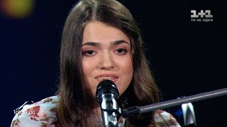 "Mahdalena Paskar - ""U mene nemaye domu"" - The Knockouts - The Voice of Ukraine - season 9"
