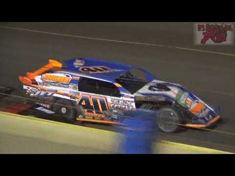 Mid America Clash -Night Two- Salina Speedway 9-30-17 Sport Modified A Feature