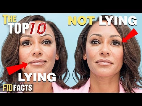 The Top 10 Ways To Tell If Someone Is Lying