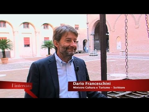 L'intervista - A tu per tu con Dario Franceschini
