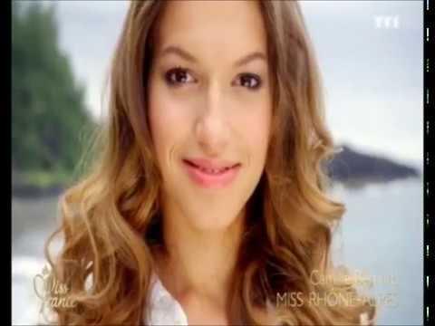 Miss France 2017   Portrait Des Candidates