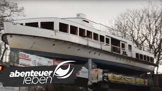 Die Alte Utting - Ein Schiff wird zur Bar | Abenteuer Leben | kabel eins