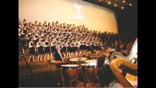 "9ª Sinfonia de Beethoven - ""An die Freud"". Meninas Cantoras de Petrópolis"